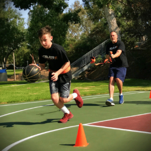 X-Plosive Speed Trainer Basketball Player