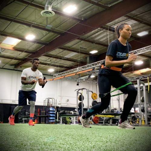 Higher Gear System Athletic Speed and Agility Training Bands