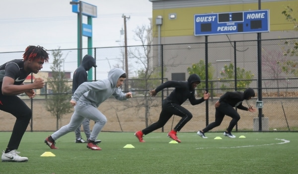 Athletes Improve There First-Step Quickness