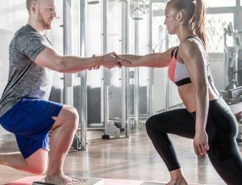 Dynamic Balance to Improve Sports Performance