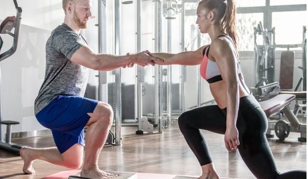 Dynamic Balance For Sports Performance Couple