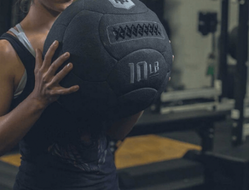 Med Ball Training for Athletic Performance